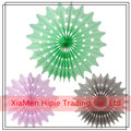 Party Decoration Customized Hot Sale Tissue Paper Fans