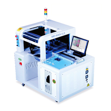 High quality MINGDA MD-600V-L2 2 Heads SMT chip mounter / professional manufacturer LED Automatic Pick and Place Machine