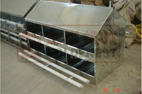 24 Holes Manual Egg Nest Box For Chicken House