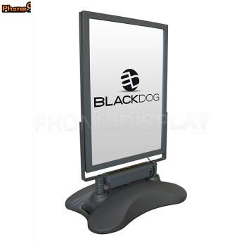 China Manufacturer Water Base Led Pavement Sign for Outdoor advertising