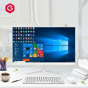 OEM 23.8inch desktop computer all in one PC computer laptop for Work/game