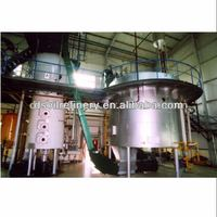 plant oil solvent extraction machine for highly nutrient edible oil
