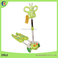 New design Swing Frog Scooter for Kids(factory)