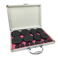 New Hot massage stones for body beauty 16pcs per set with heating box