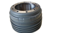 high quality new process brake drum used for CNHTC heavy trucks from China
