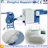 carding machine polyester fiber opening machine for pillow with air compressor