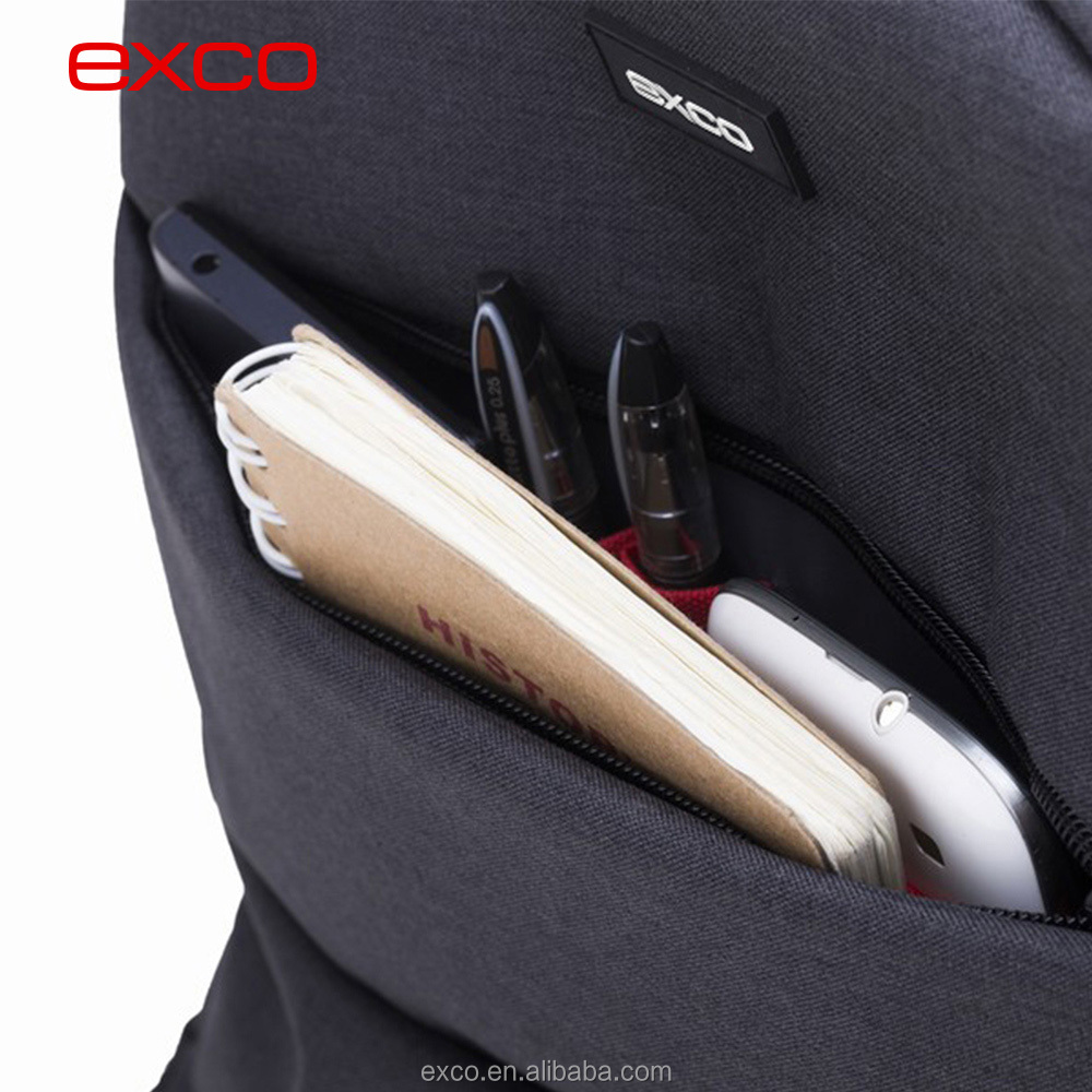 EXCO Brand new cheap fancy fashion brand good laptop backpack With Bottom Price