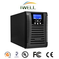 CE Series Online Double Conversion 3kva UPS Manual Maintenance Bypass Power Supply