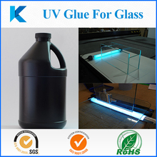 High performance UV Adhesive Glue for glass bonding
