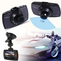 Car dvr hot sale 170 wide angle 6 layer glass lens fish eye lens dash cam hd