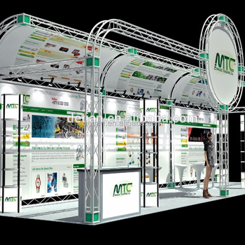 Lighting truss exhibitions display stall truss system exhibition booth and stall design