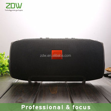 2017 new portable outdoor music loudspeaker black color wireless waterproof bluetooth Xtreme speaker