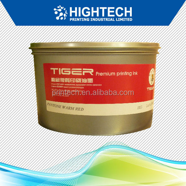 high gloss quick-setting offset printing inks for printer