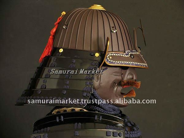 Authentic Japanese Armor: Sanada Yukimura Helmet