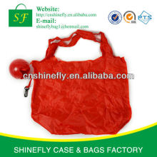 Plastic Ball Foldable Shopping Bag