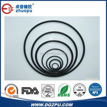 Food grade quality customized nok silicone o ring