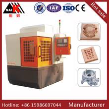 cnc mold making rotary automatic foil stamping and die cutting machine
