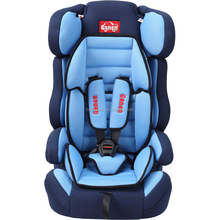 ECE R 44/04 approved new model child car seat for baby comfortable car sear baby for Group 1+2+3(9-36KGS) children