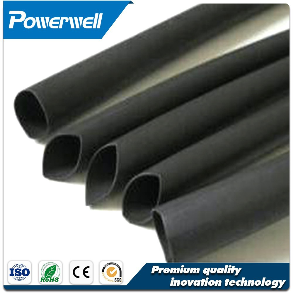 Safety pvc fiber glass sleeve
