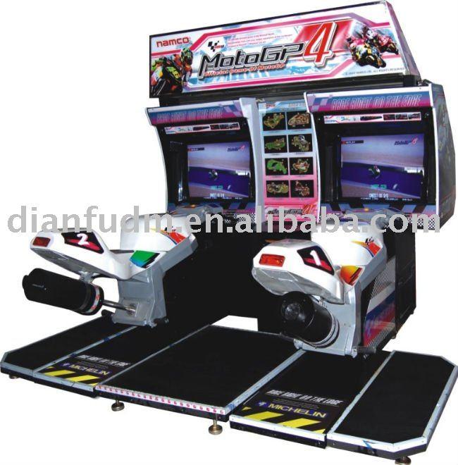 moto gp simulateur de conduite de course d 39 arcade jeu de voiture consoles de jeux vid o id de. Black Bedroom Furniture Sets. Home Design Ideas