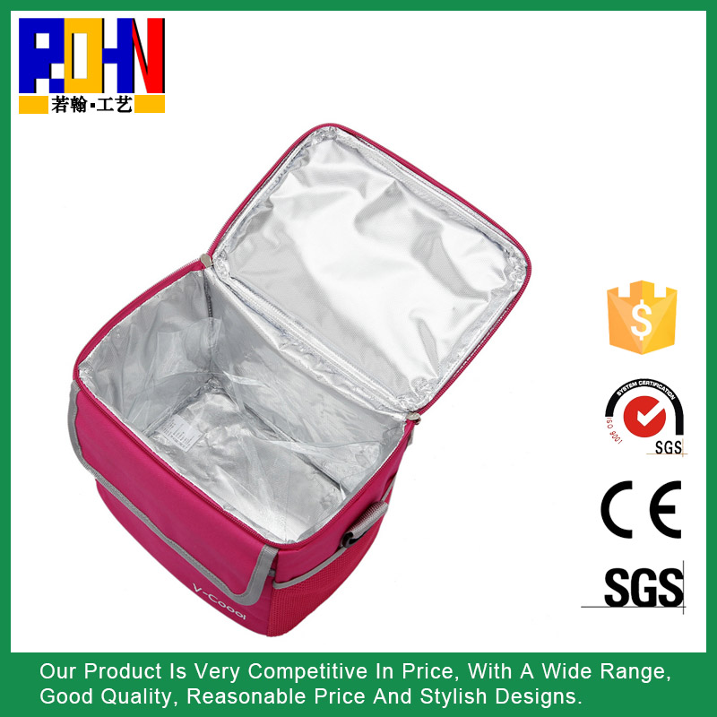 Factory Outdoor fitness usb cooler bag