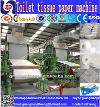 1575mm Guangmao waste tissue shredded information on paper recycling machine price