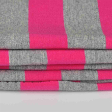 Fine breathable high quality jersey cotton spandex fabric clothing foshan for shirts