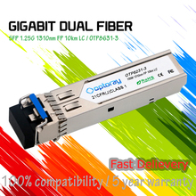 Cisco module GLC-FE-100LX= SFP optical transceiver