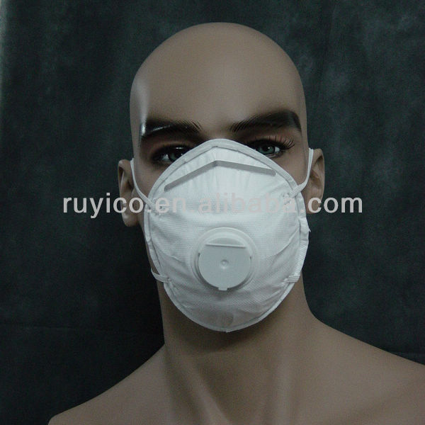 Industrial Dust Working Mask Safety Face Cup Respirator