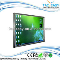 Four-user,ten touch infrared smart board