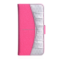 Patch Standable card slots wholesale case for iphone 6
