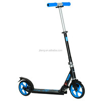 Hot sale 200mm PU big wheel kick scooter for adults
