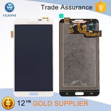 China Alibaba N9000 Lcd Screen Replacement for Samsung Galaxy Note 3 N900A Digitizer White