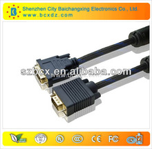 china manufacturer high speed vga cable,SVGA 3+6 Cable and vga to yellow rca male cable for wholesale