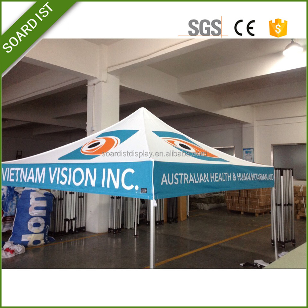 """professional promotional heavy duty aluminum pop up tent"""