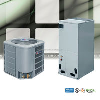Unitary split condensing unit inverter SEER22 R410a