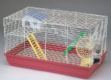 wire cage light guard two flat rat cage house hamster cage for sale