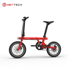 2018 16 inch CE Collapsible China Bicicleta Electrica with LCD Display