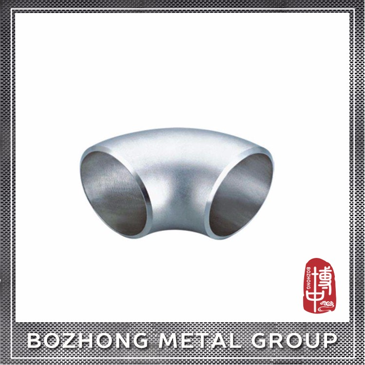 316 China Factory Elbow Stainless Steel