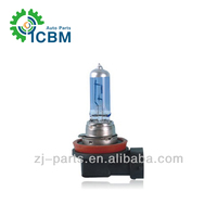 E Mark Approved H8 Halogen Bulb For Automotive