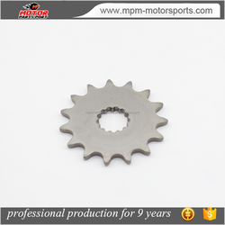 motorcycle drive sprocket used in Suzuki motorcycle parts