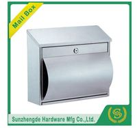 SMB-015SS China Supplier Usps Attractive Marble Mailbox