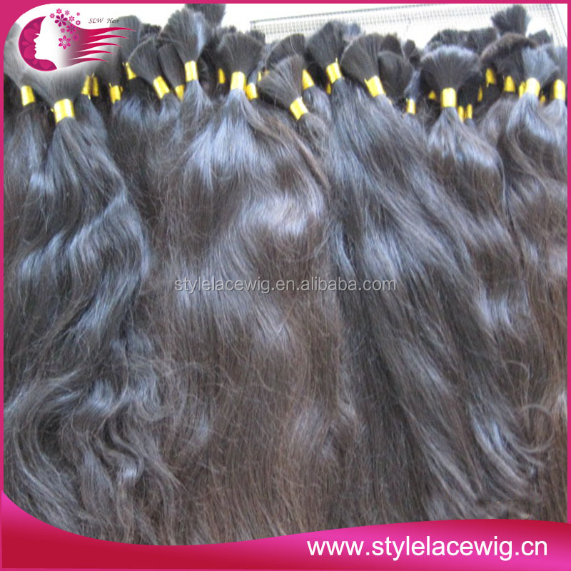 Wholesale Discount price factory Stock selling virgin Indian remy hair bulk