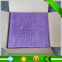 Manufacture Wholesale canary breeding cages aluminium bird cages