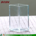 Wholesale cheap office accessories customized acrylic pen box display holder