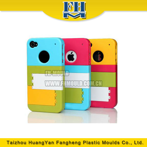 Zhejiang precision mobile phone case plastic injection mould maker