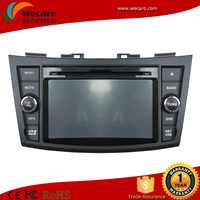 Wecaro HD 1024*600 Pure Android 4.4 Touch Screen Car Dvd For Suzuki Swift