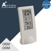 Small Order Accept 2015 Newest Lcd Digital Day Of Week Alarm Clock