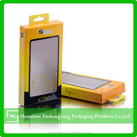plastic packaging box for cell phone accessories,mobile phone packaging