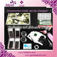 Completed accessories eyelashes kits changeable